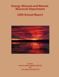 2006 Annual report Cover