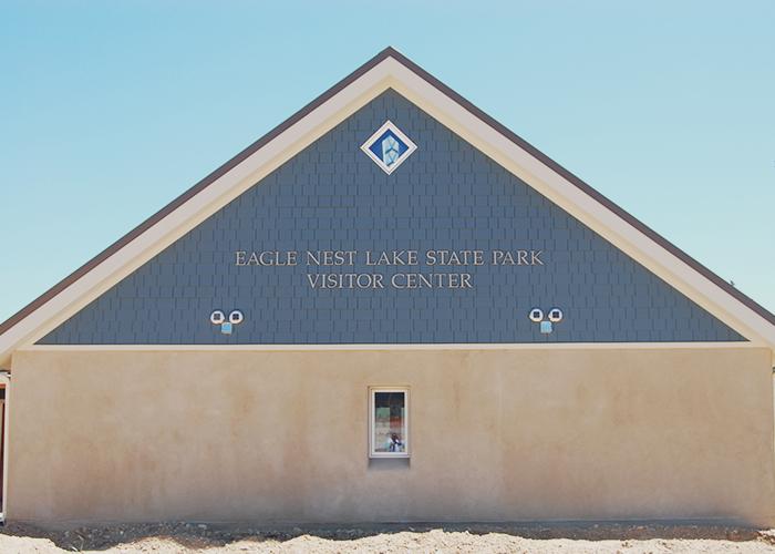 Eagle Nest visitor center