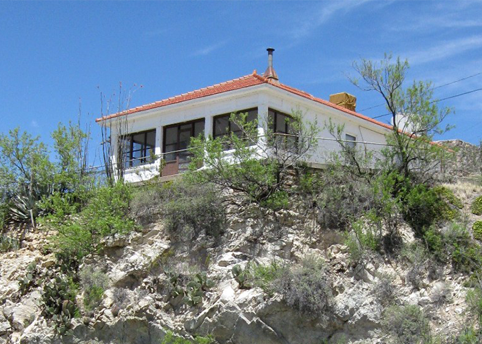 Building on top of hill
