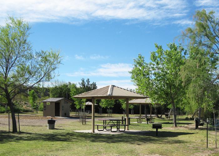 State Park picnic area