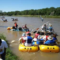 Great Race on Rio Grande 2008
