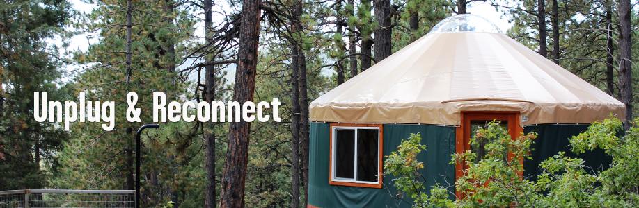Yurts banner