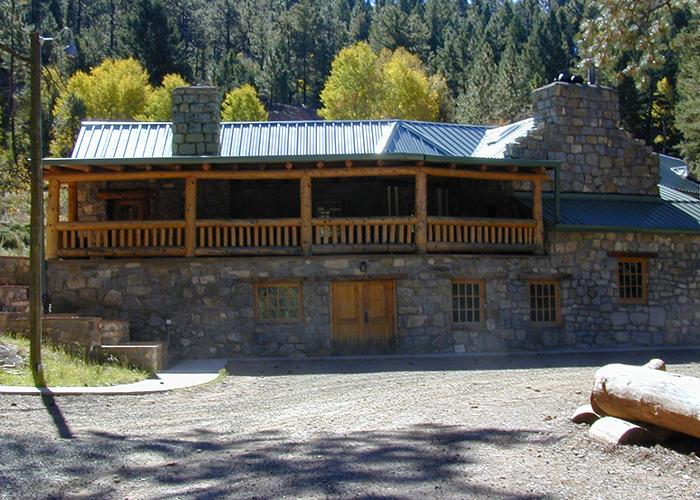 Lodge at Hyde Memorial